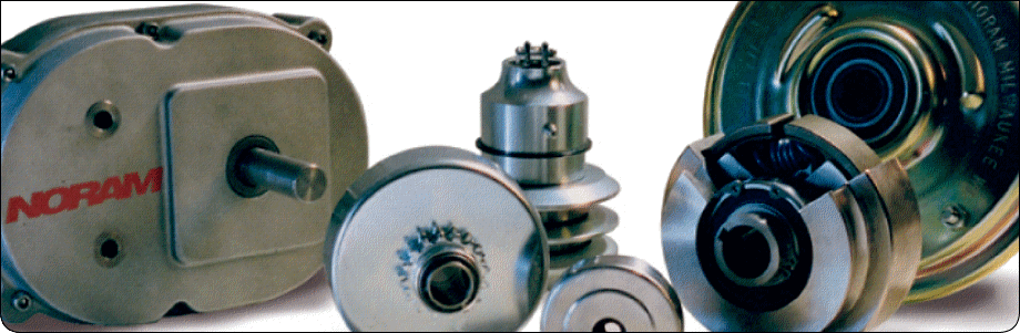 NORAM Centrifugal Clutches