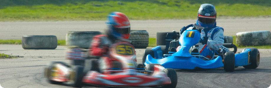 NORAM Go Kart Racing