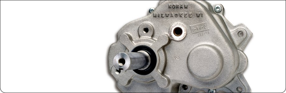 NORAM 61100 Reduction Gearbox